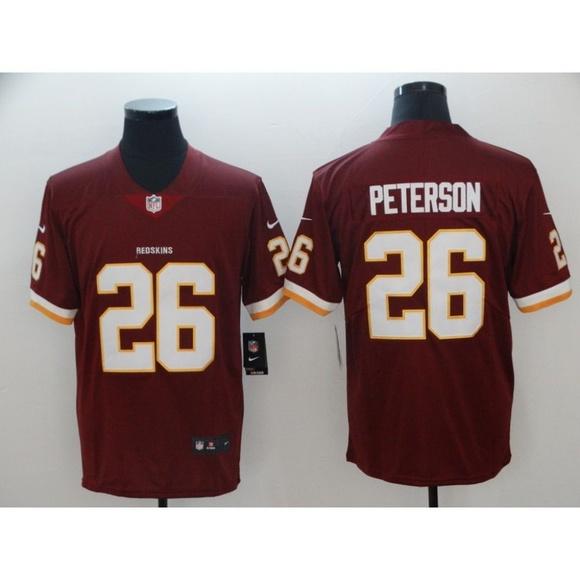 hot sales 100df 631bf Washington Redskins Adrian Peterson Jersey
